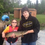 Lake Vermilion northern fishing