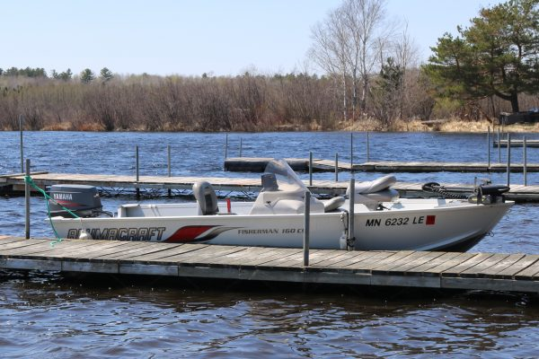 Lake Vermilion boat rental