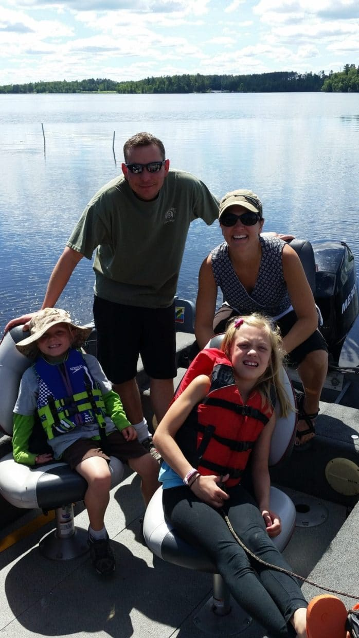 Lake Vermilion family vacation