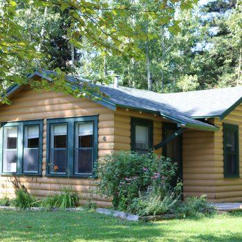 Everett Bay Lodge Cabin 4