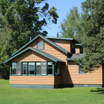 Everett Bay Lodge cabin 2