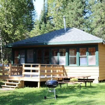 Everett Bay Lodge cabin 6