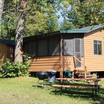 Lake Vermilion Everett Bay Cabin