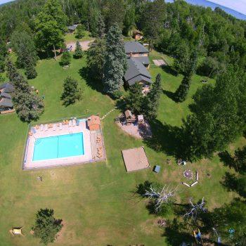 Lake Vermilion resort