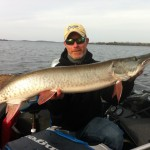 Lake Vermilion musky fishing