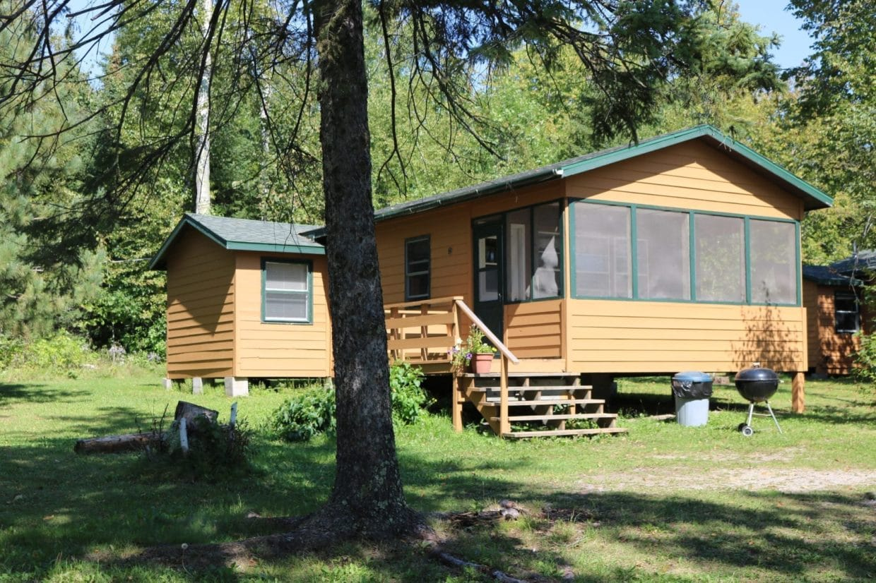 sunset mn cabin rentals cabins resort