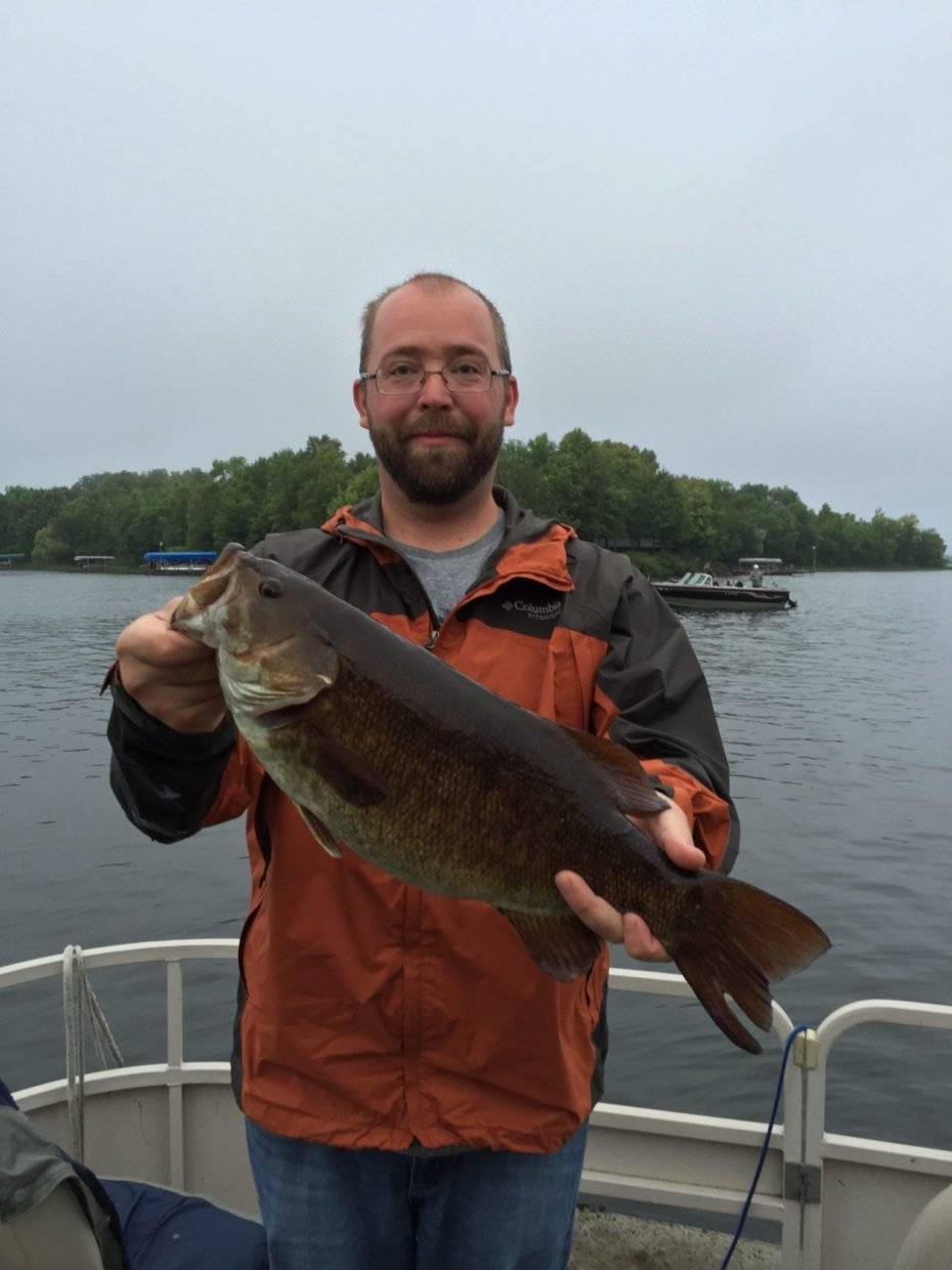 Lake Vermilion Early August Fishing Everett Bay Lodge