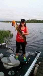Lake Vermilion northern fishing