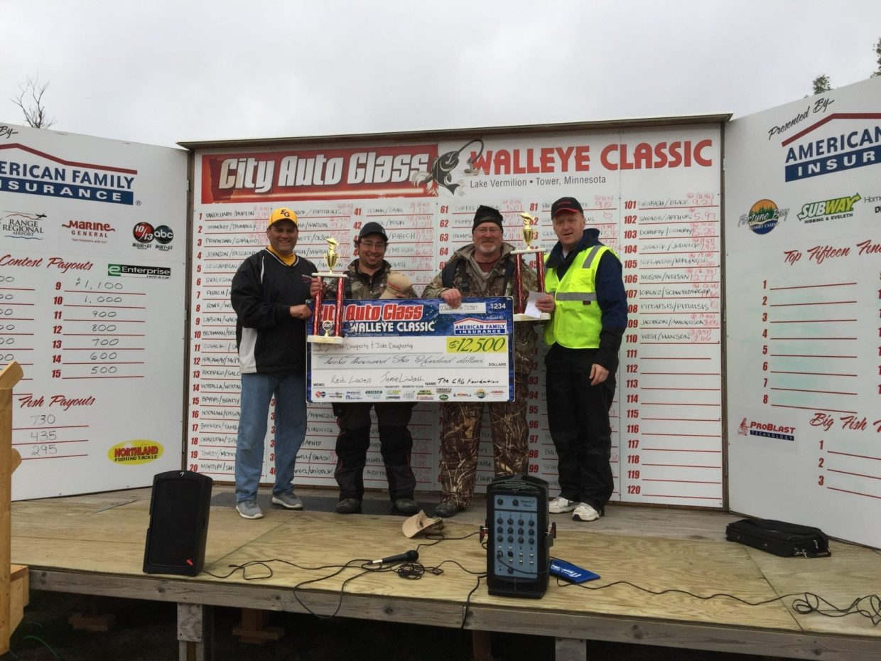 City Auto Glass winners