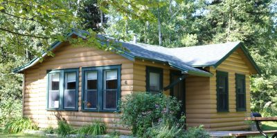 Cabin 4, Everett Bay Lodge