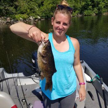 Lake Vermilion bass August 2018