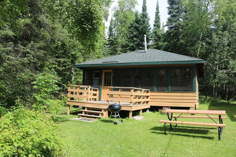 Lake Vermilion fishing lodge
