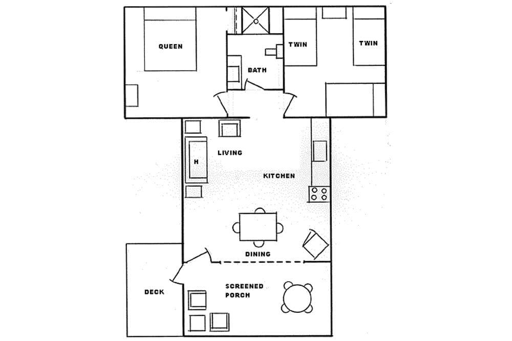 cabin layout