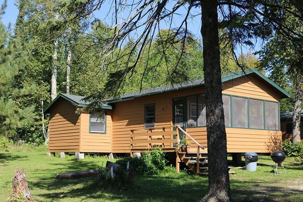 Lake Vermilion Minnesota Cabins For Rent Everett Bay Lodge